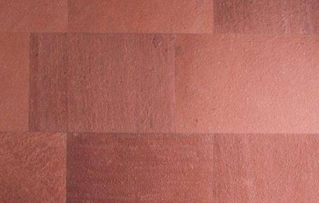 Stone Veneer Rosso