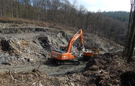 März 2019 Neueröffnung Tagebau Frühberg