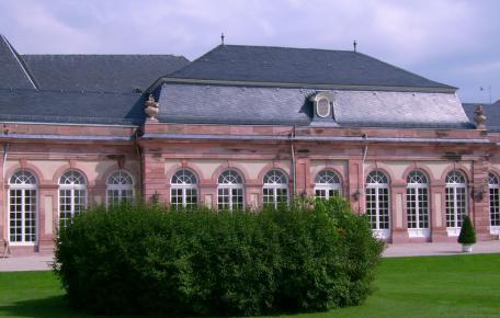 Altlayer Schiefer Schloss Schwetzingen (Nordflügel, 6000 m²)