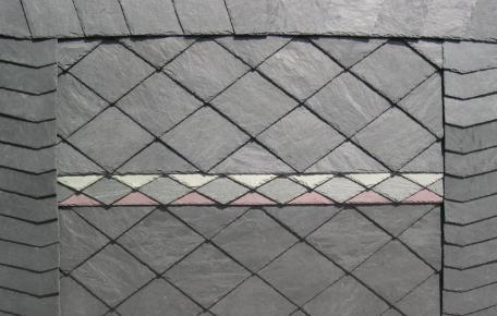Rhombus 3 Assulo Schiefer